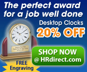 Get 20% OFF Desktop Clocks