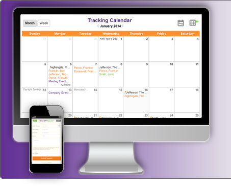 A Background In No-Fuss Solutions For Employee attendance tracker ...